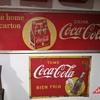 1940s Coca Cola signs