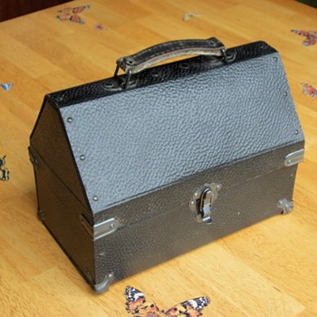 Leather Lunchbox