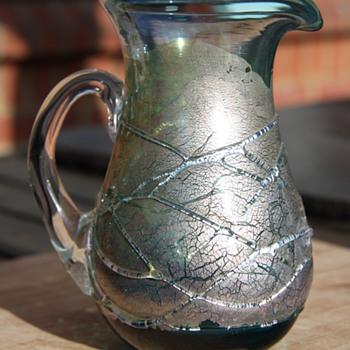Stuart Fletcher @Top Glass jug