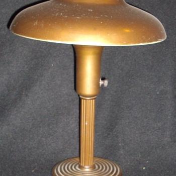 Electrolite table lamp. - Lamps