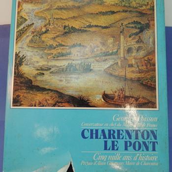Charenton Le Pont - Georges Poisson - Books