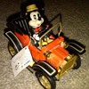 1981 Mickey Mouse in Car