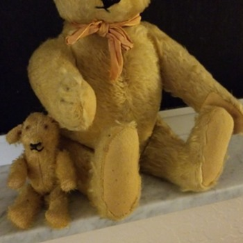 My antique bears - Dolls