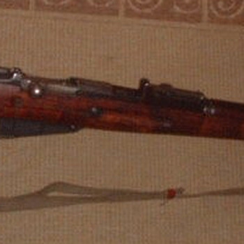 Finnish VKT M39 built on an 1892 Sestroryetsk  Mosin receiver - Military and Wartime