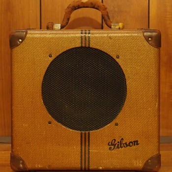 Gibson amp - Guitars