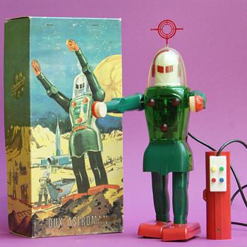 Astroman by Dux (1960) - Toys