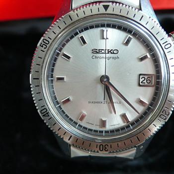 seiko one button 5717-8990 1967s - Wristwatches