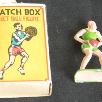 MATCH BOX FIGURE  - Toys