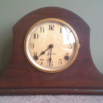 Curious about my Sessions Mantle Clock (#8333) - Clocks
