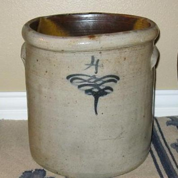My newest crock - China and Dinnerware