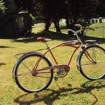 My old huffy EloradoBike - Sporting Goods