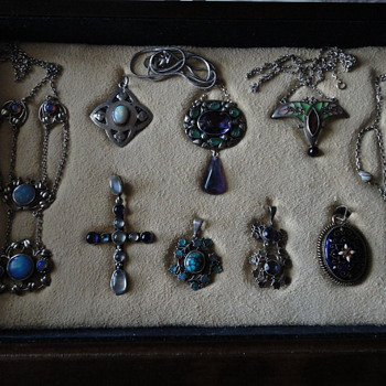 First part of my collection - Fine Jewelry