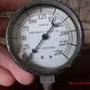 Old Curtis air compressor gauge
