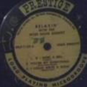 PRESTIGE Record MILES DAVIS Relaxin - Records