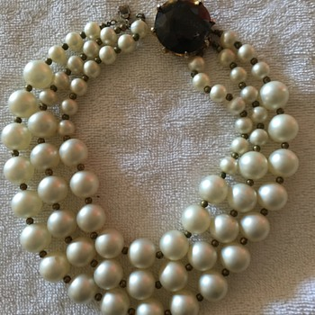 Vintage necklaces? - Costume Jewelry