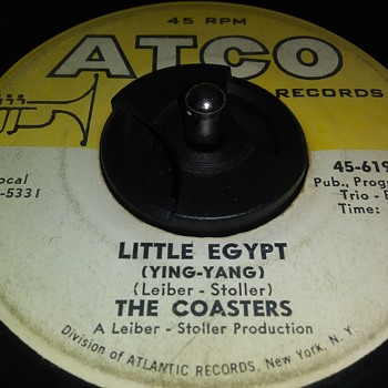 45 RPM SINGLE....#129 - Records