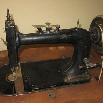 who made this sewing machine?