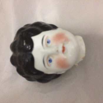 Old China Doll Head - Dolls