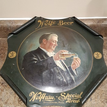 Wolfs Brewery Stillwater MN - Advertising