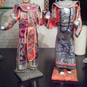 My favorite Asian dolls