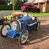 Second Bugatti finished made to order