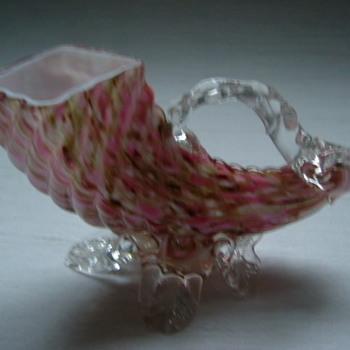 Bohemian Welz Vase - Art Glass