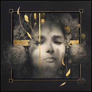 """Hypatia"" mixed media symbolist illustration by Yoann Lossel. - Art Nouveau"