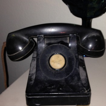 Antique Desk Phone
