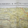Vietnam War Era Military Map