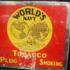 World's Navy Tobacco Box