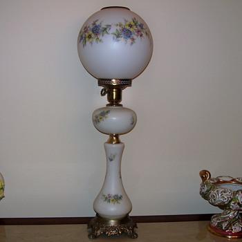 Buffet Lamp c.1806 - Lamps