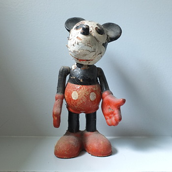 Mickey Mouse figure from ????  - Toys