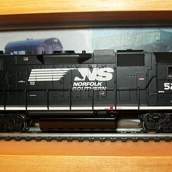 H.O. and N- scale trains - Model Trains