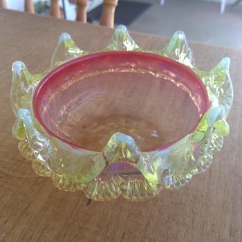 Victorian Jam Dish Overload! - Art Glass