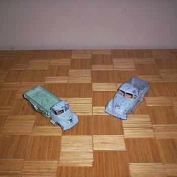 More Wrecks - Model Cars