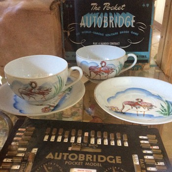 Tea Time  - China and Dinnerware