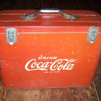 COCA-COLA AIRLINE COOLER - Coca-Cola