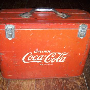 COCA-COLA AIRLINE COOLER