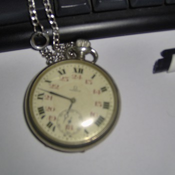 My vintage watch - Pocket Watches