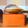 Roycroft Hammered Copper (Flying Saucer) Bowl