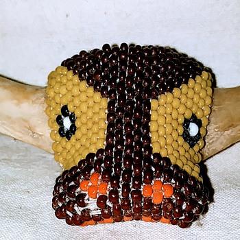 Native American Beaded Art - Native American