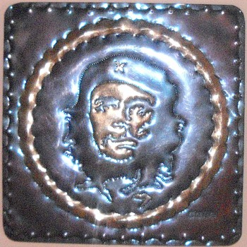 Che Guevara - Folk Art