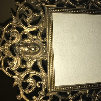 Looking for any information on this picture frame
