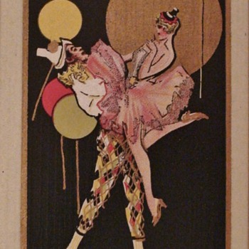 Russell Playing Card Co New York Hippodrome
