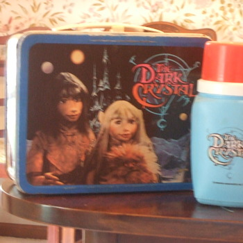 Metal lunchboxes, very nice condition with thermos - Kitchen