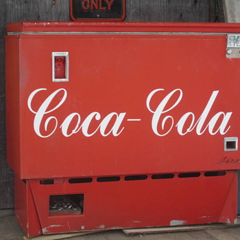Genuine Coke cooler? - Coca-Cola