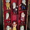 Snow White  Bisque Set - 1938
