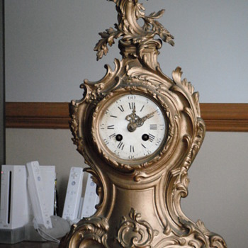 Unknown Mantle Clock - Clocks