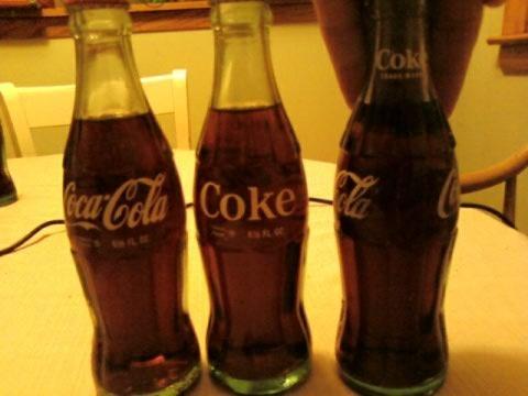 coke bottle dating