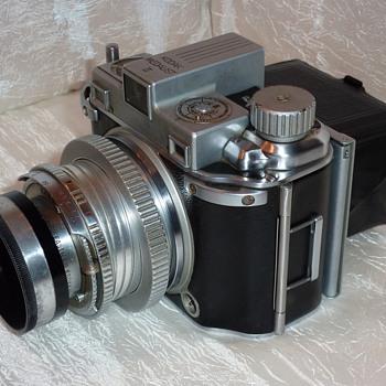 Medalist II - Cameras